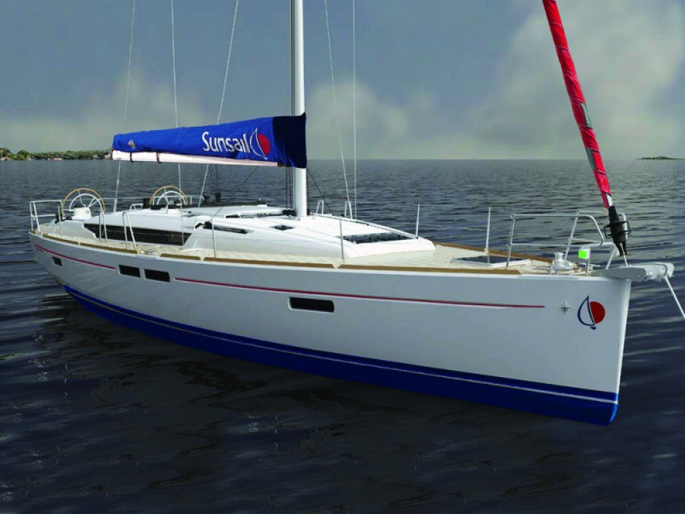 Alquiler de barcos Marina Naviera Balear barato de Sunsail 47