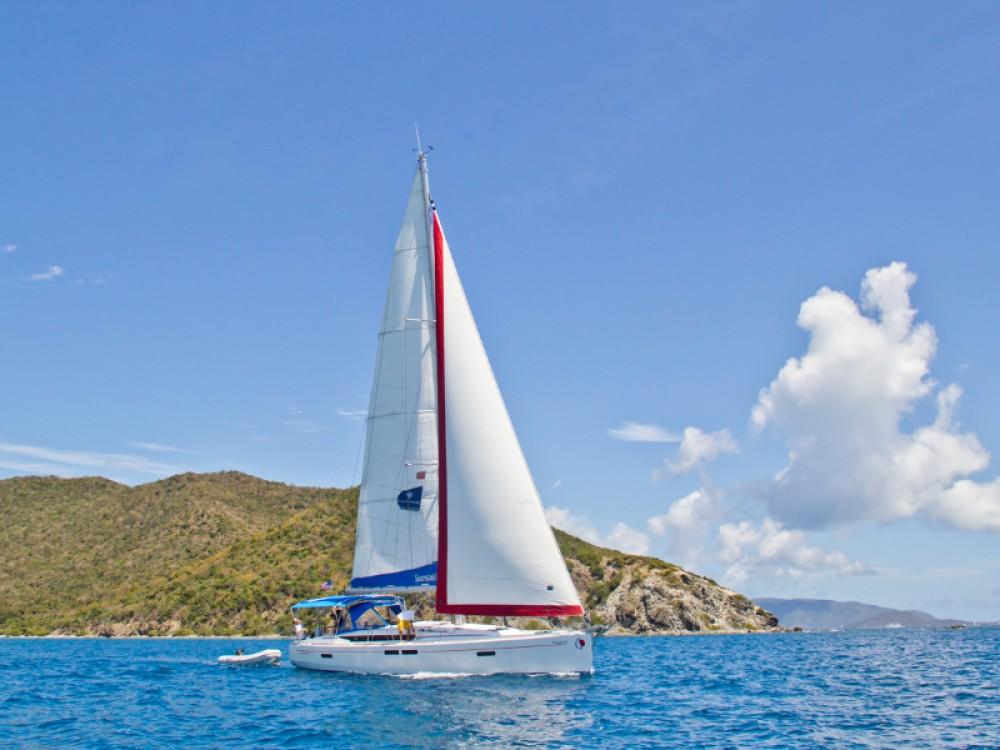 Alquiler Velero en Marina - Jeanneau Sunsail 47