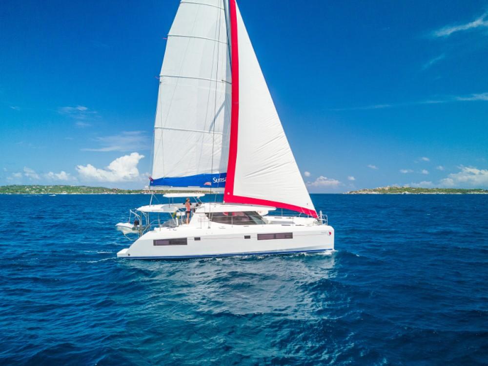 Alquiler de yate ACI Marina Dubrovnik - Leopard Sunsail 454 en SamBoat