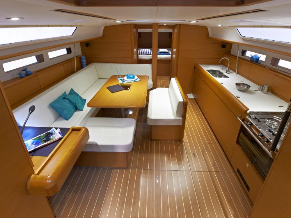 Alquiler de barcos Marina barato de Sunsail 47