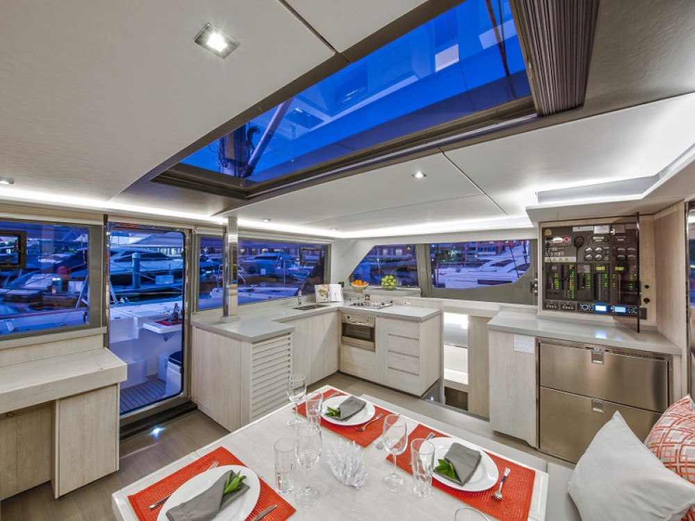 Alquiler de barcos ACI Marina Dubrovnik barato de Sunsail 454