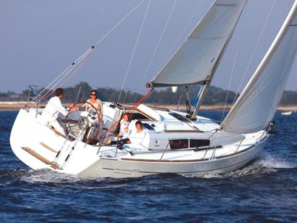 Alquiler de barcos Marina barato de Sunsail 36i