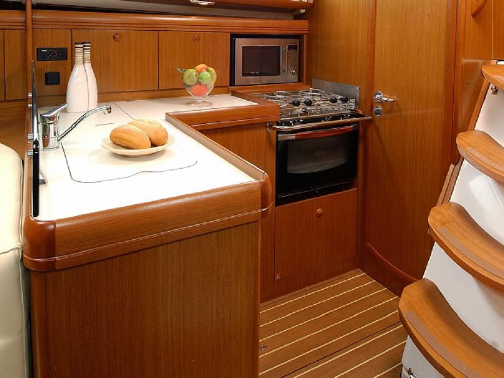Alquiler Velero en Marina - Jeanneau Sunsail 36i