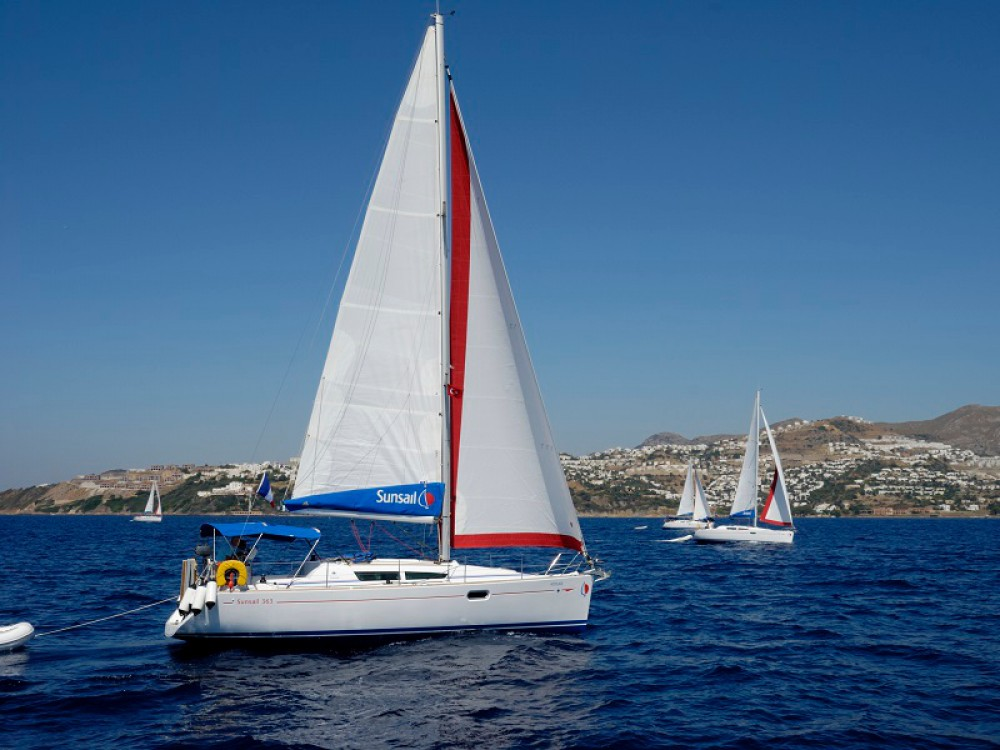 Jeanneau Sunsail 36i entre particulares y profesional Marina