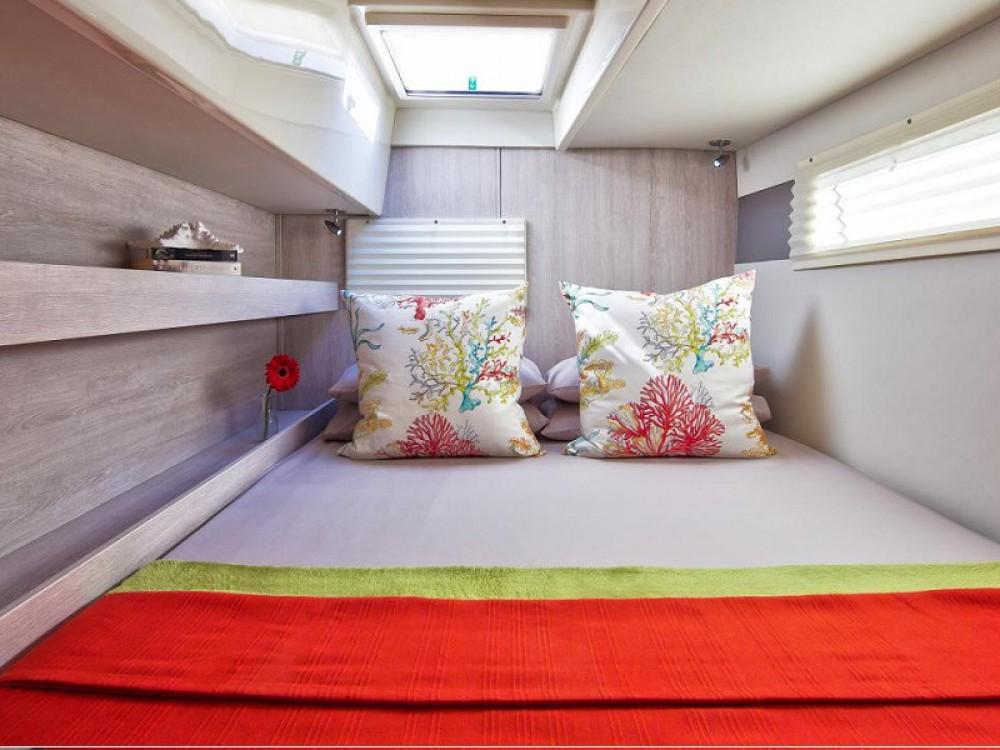 Alquiler Catamarán en Stann Creek - Leopard Sunsail 404