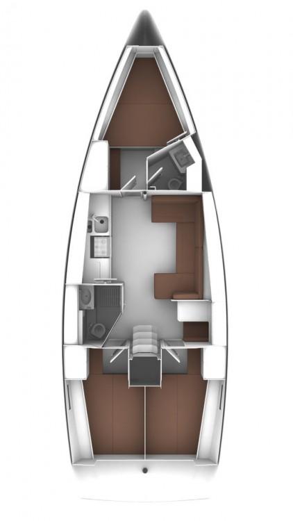 Alquiler de Bavaria Cruiser 41 en Peloponneso