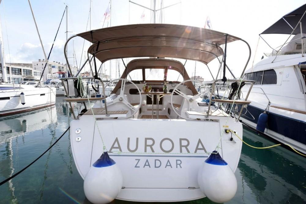Alquiler de yate Zadar - Elan Elan Impression 35 en SamBoat