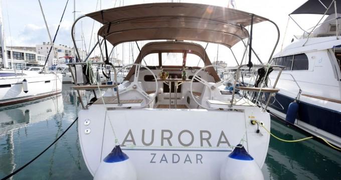 Alquiler de barcos Zadar barato de Elan Impression 35