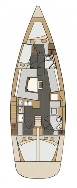 Alquiler de barcos Elan Elan Impression 45 enZadar en Samboat