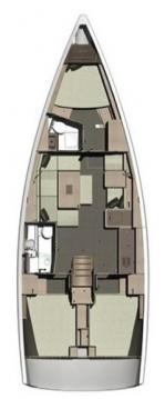 Alquiler de barcos Dufour Dufour 412 Grand Large enPrimošten en Samboat