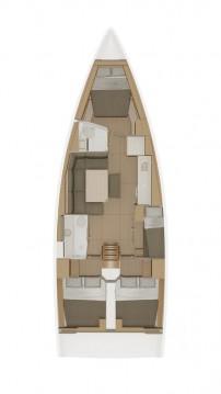 Alquiler de barcos Pula barato de Dufour 430 GL