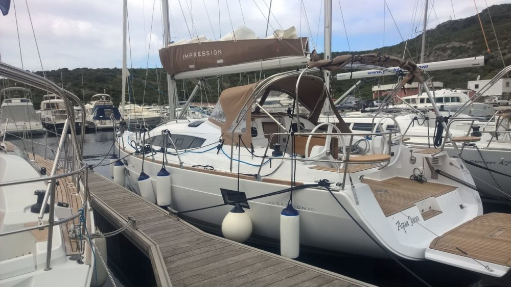 Alquiler de yate Zadar - Elan Elan Impression 40 en SamBoat