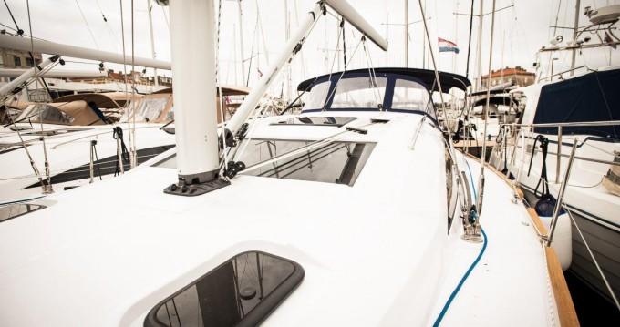 Alquiler de barcos Zadar barato de Impression 40