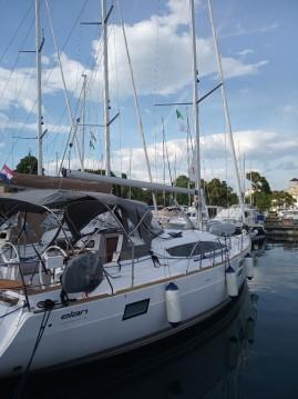 Alquiler de Elan Impression 40 en Zadar