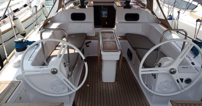 Alquiler de barcos Zadar barato de Impression 45