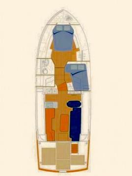 Alquiler Lancha en Zadar - Bénéteau Swift Trawler 42