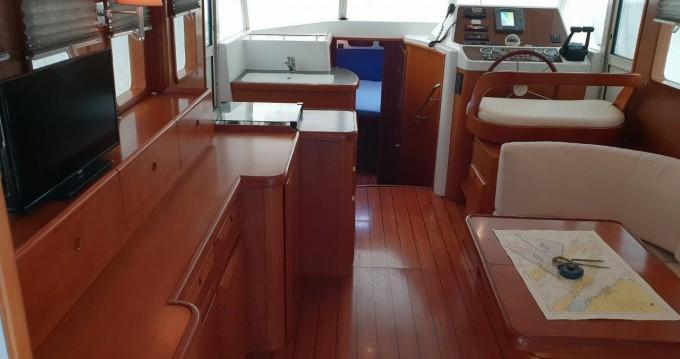 Alquiler de Bénéteau Swift Trawler 42 en Zadar