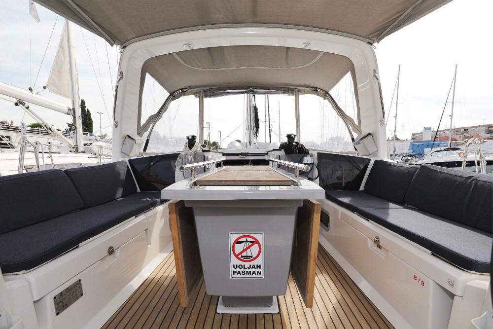 Alquiler de barcos Bénéteau Oceanis 41.1 enZadar en Samboat