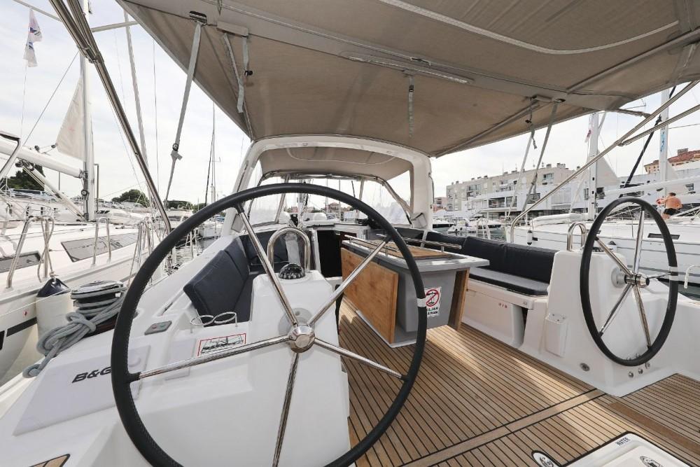 Alquiler de yate Zadar - Bénéteau Oceanis 41.1 en SamBoat