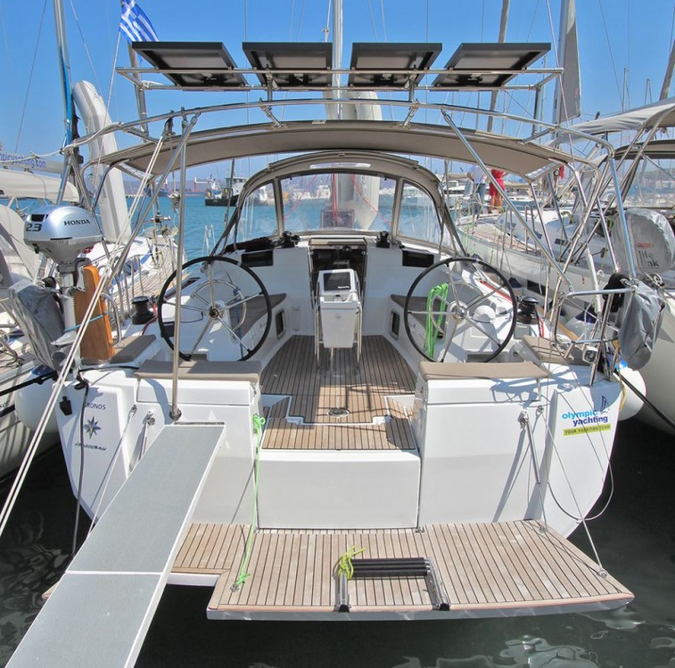 Alquiler Velero en Peloponnese - Jeanneau Sun Odyssey 449