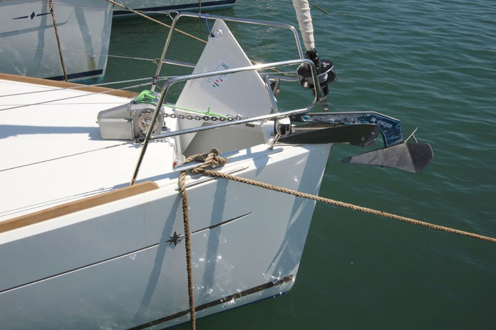 Alquiler de barcos Jeanneau Sun Odyssey 449 enPeloponnese en Samboat