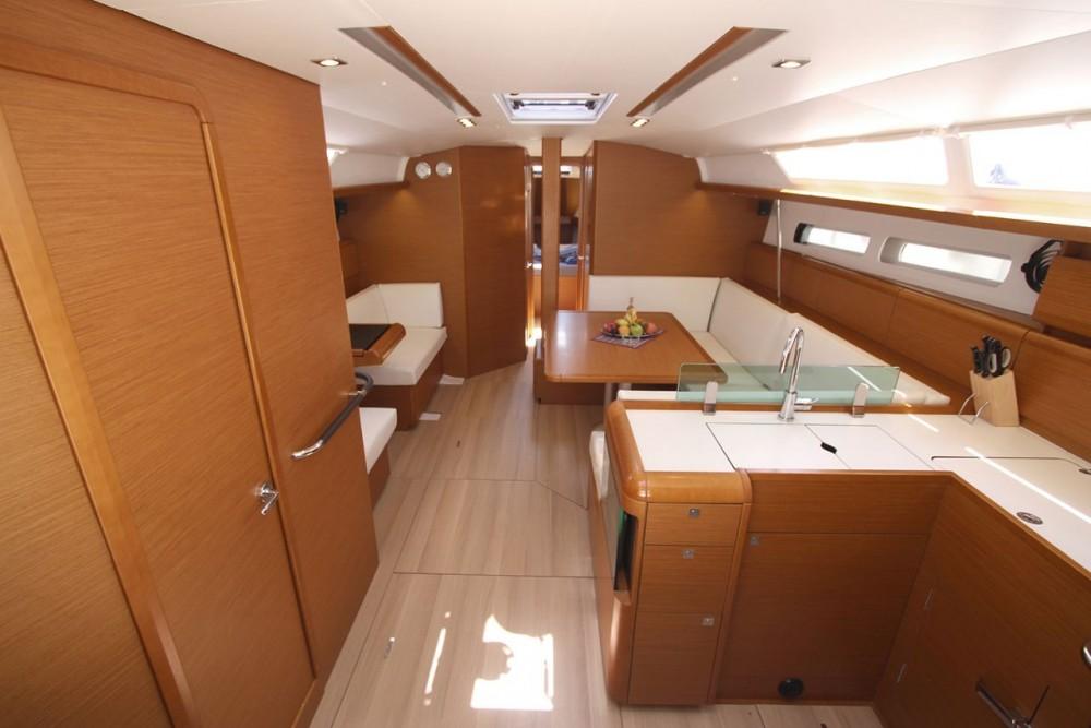 Alquiler de yate Peloponnese - Jeanneau Sun Odyssey 449 en SamBoat