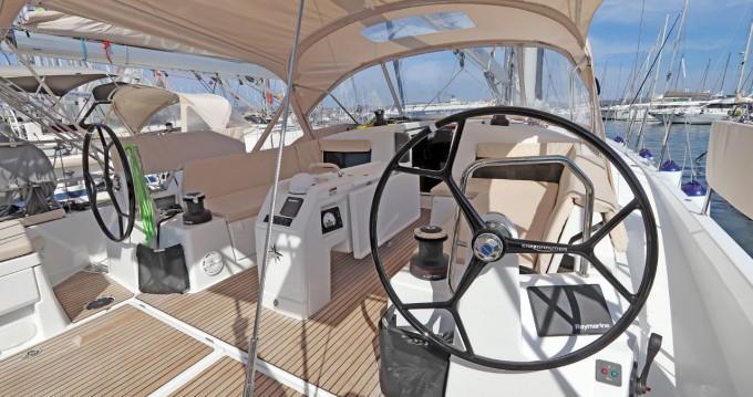 Jeanneau Sun Odyssey 490 entre particulares y profesional Lávrio