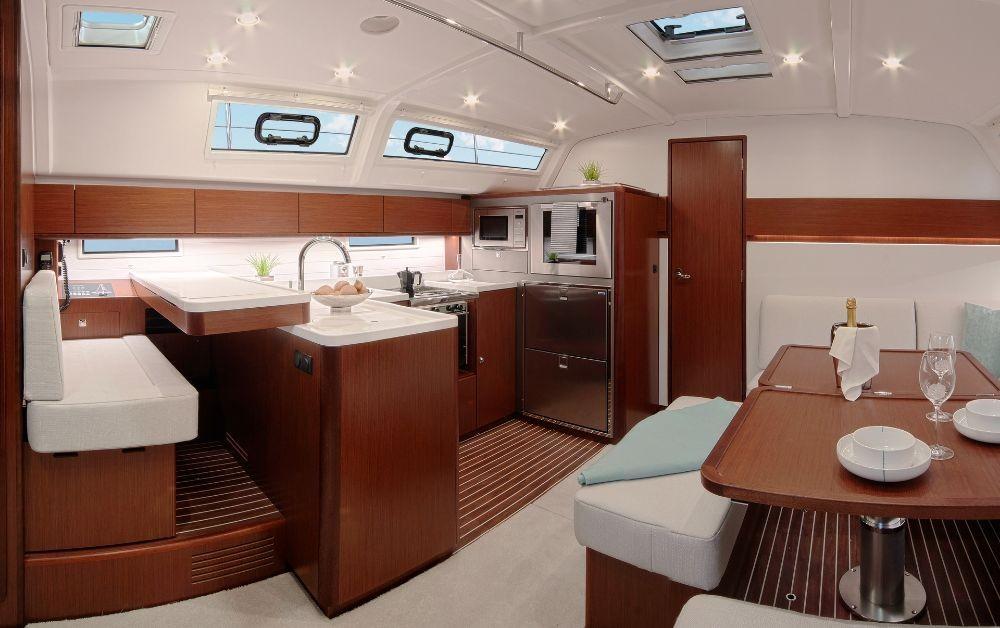 Alquiler Velero en Seget Donji - Bavaria Cruiser 51