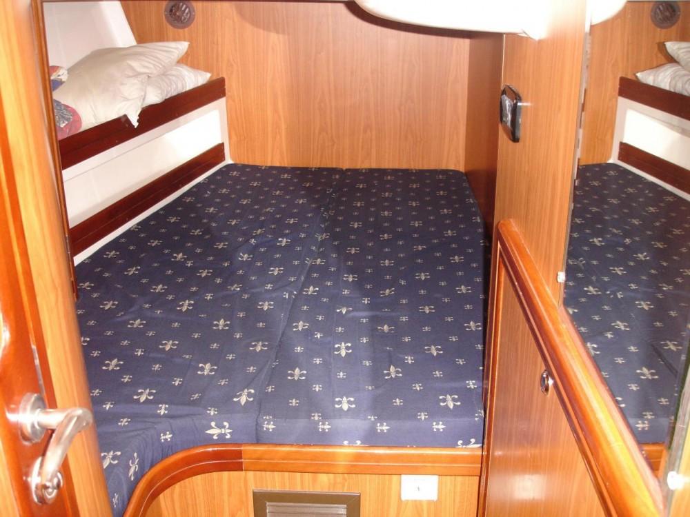 Alquiler Velero Ocean Star con título de navegación