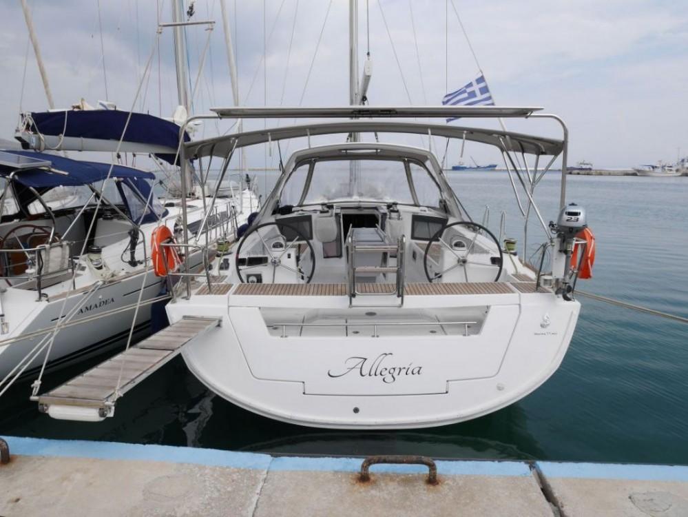 Alquiler de yate  Léucade - Bénéteau Oceanis 45 en SamBoat