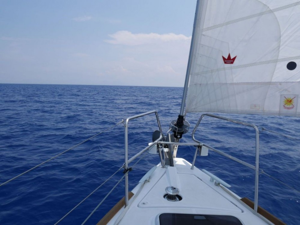 Alquiler de barcos  Léucade barato de Oceanis 45