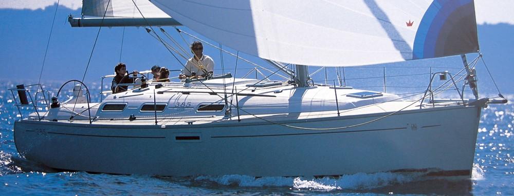 Alquiler de barcos Dufour Dufour 385 Grand Large enŠibenik en Samboat