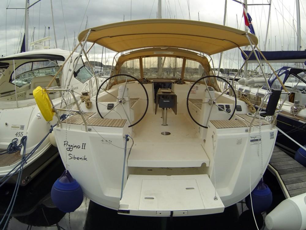 Alquiler de barcos Dufour Dufour 445 Grand Large enŠibenik en Samboat