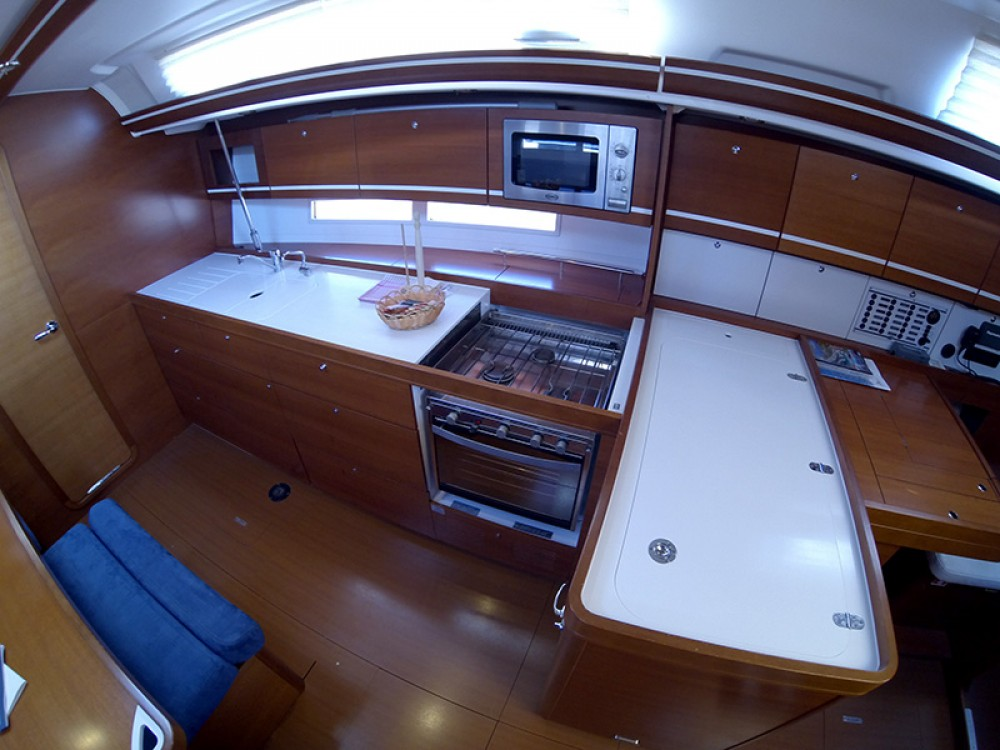 Alquiler de yate Šibenik - Dufour Dufour 445 Grand Large en SamBoat