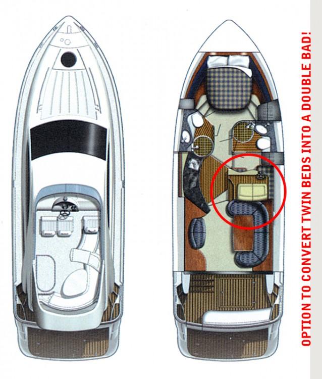 Alquiler Lancha en Šibenik - Fairline-Boats Fairline Phantom 40