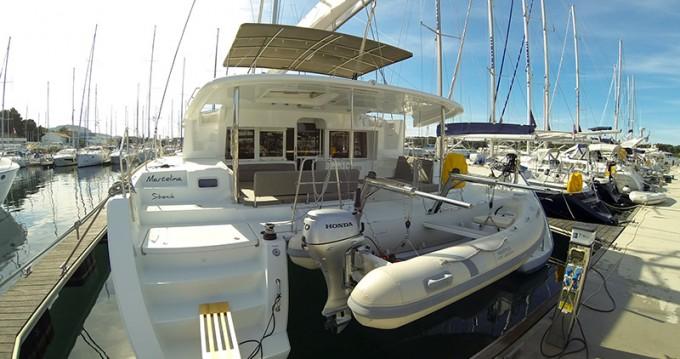 Alquiler Catamarán en Šibenik - Lagoon Lagoon 450