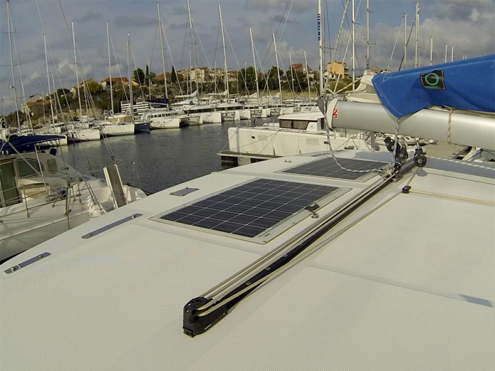 Alquiler Catamarán en Šibenik - Leopard Leopard 38