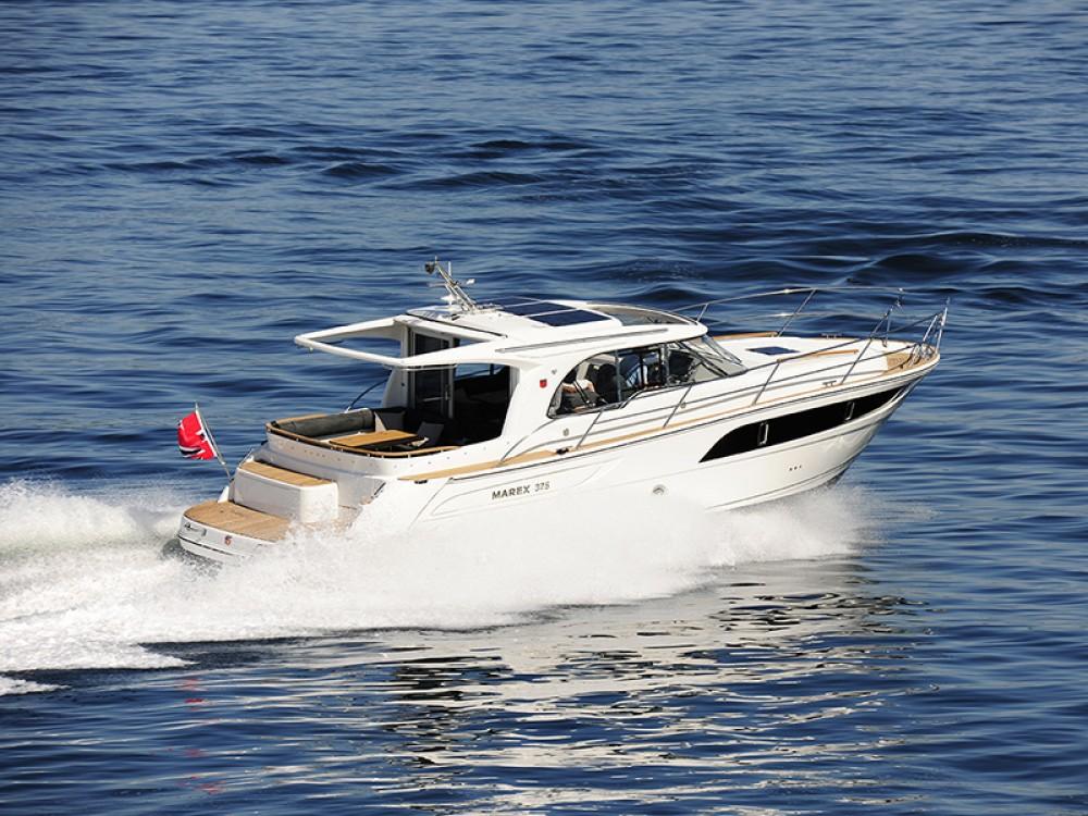 Alquiler de barcos Šibenik barato de Marex 375