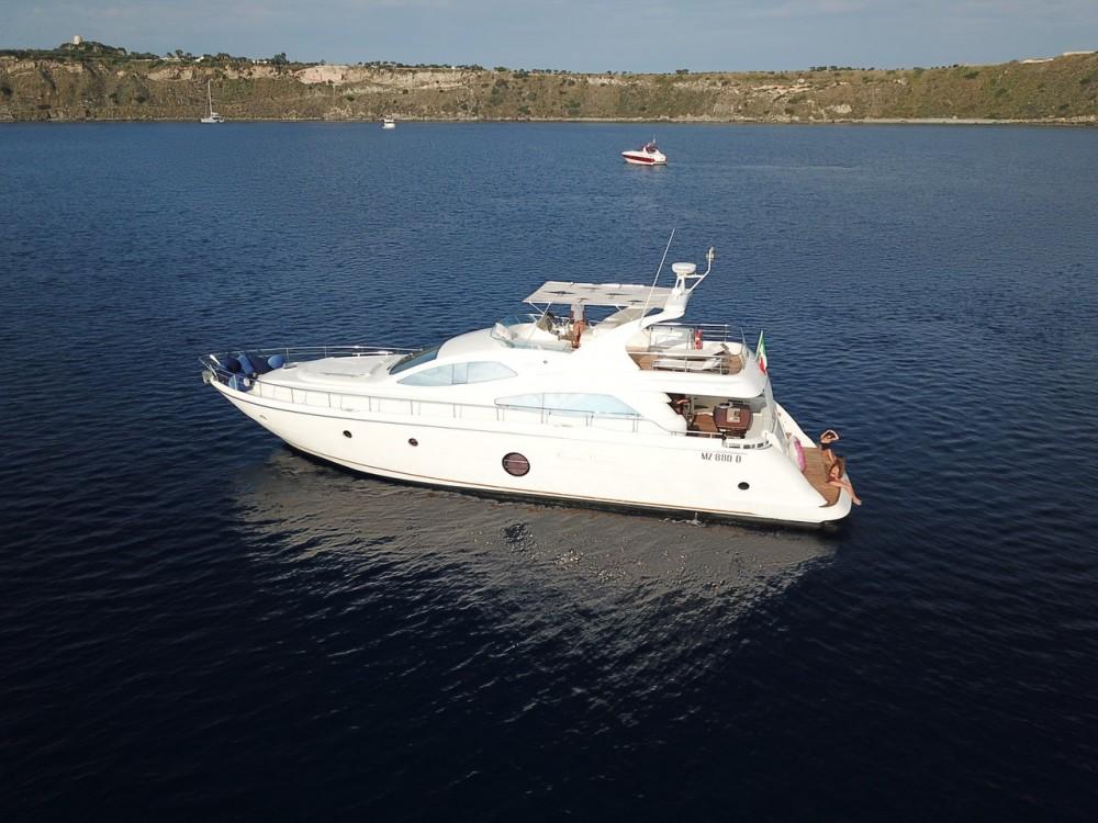 Aicon-Yachts Aicon 64 - 4 + 1 cab. entre particulares y profesional Milazzo