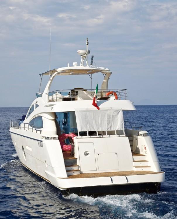 Alquiler de barcos Milazzo barato de Aicon 64 - 4 + 1 cab.