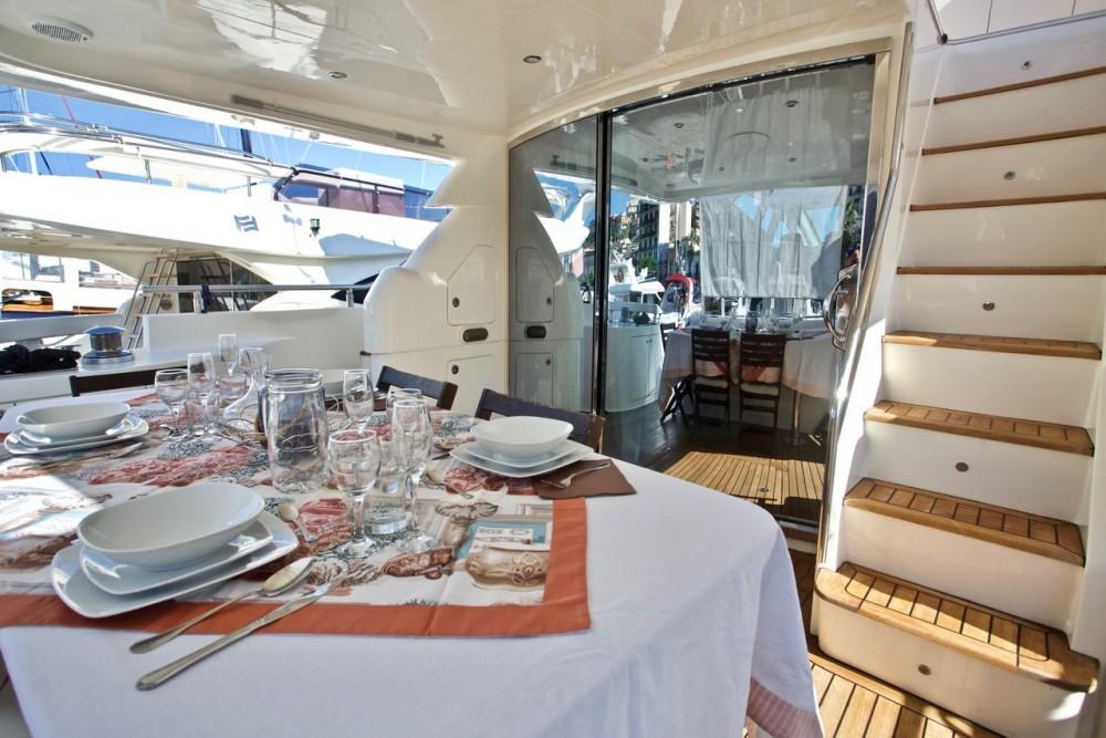 Alquiler Lancha en Milazzo - Aicon-Yachts Aicon 64 - 4 + 1 cab.