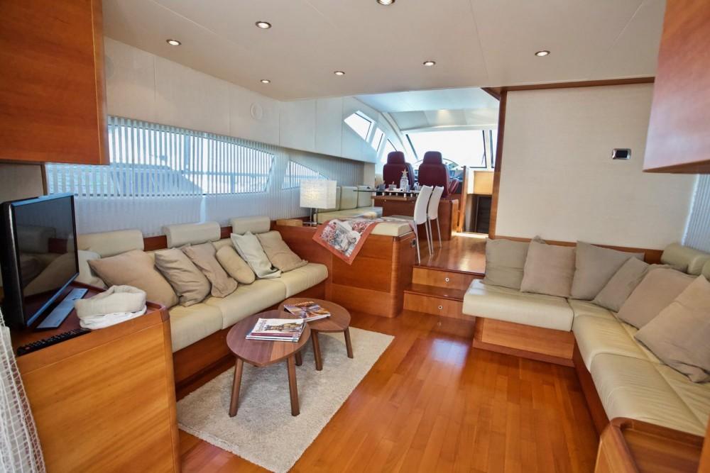Alquiler de yate Milazzo - Aicon-Yachts Aicon 64 - 4 + 1 cab. en SamBoat