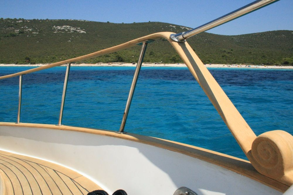 Custom Made Trawler HAMPTON 42 entre particulares y profesional Zadar