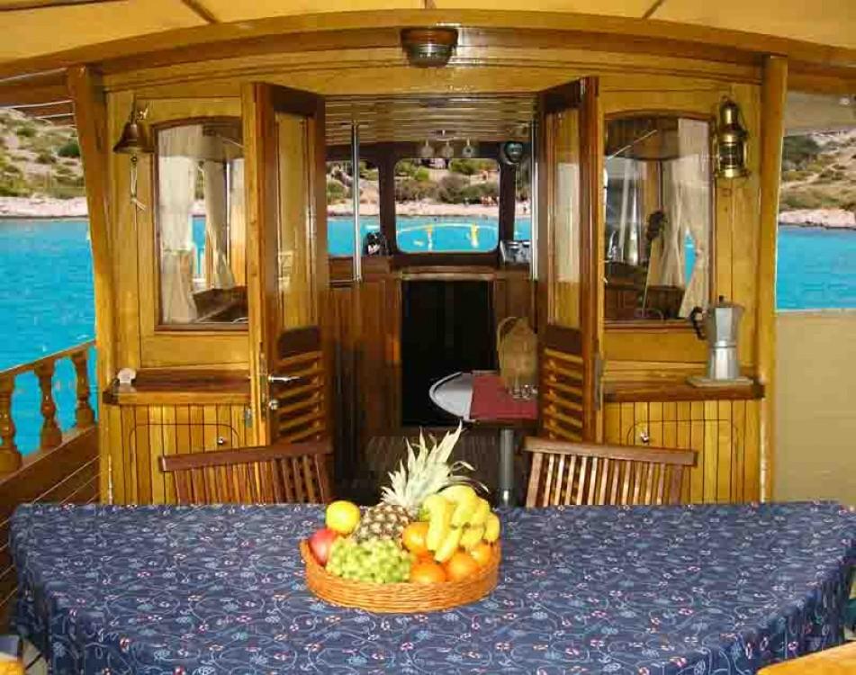 Alquiler de barcos Zadar barato de Yacht LUKA