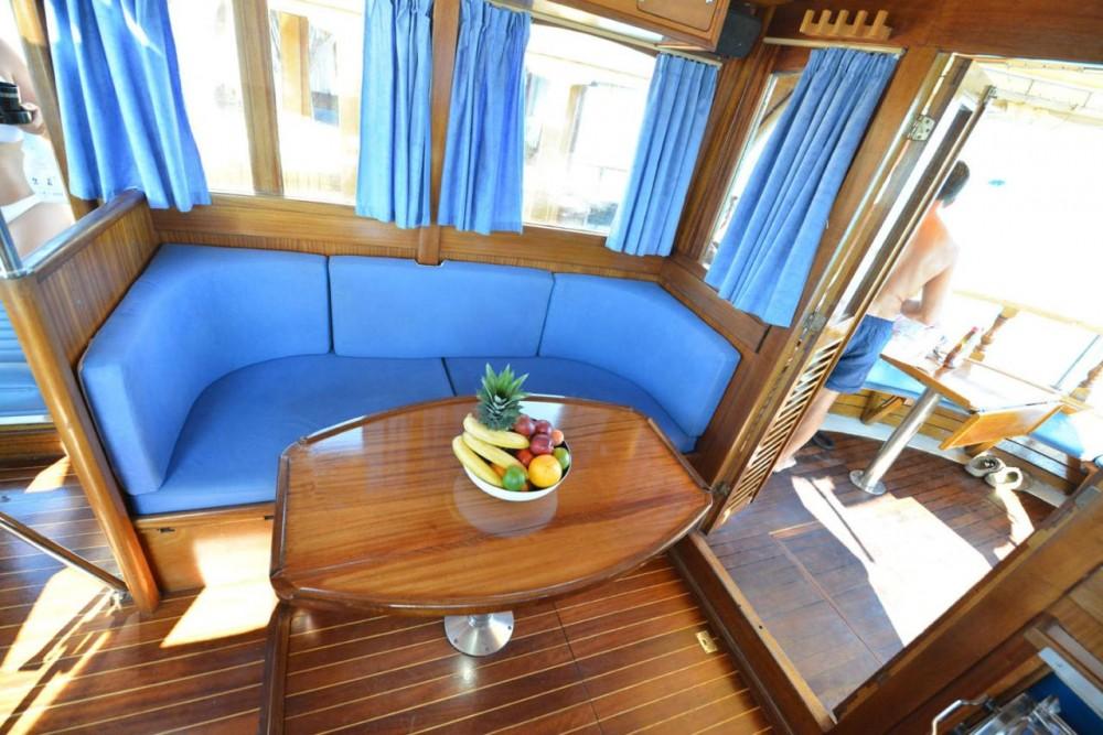 Alquiler Lancha en Zadar - Custom Made Yacht LUKA