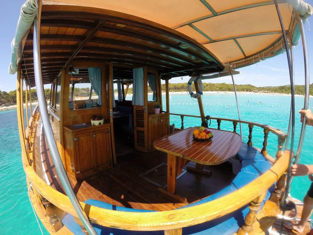 Alquiler de Custom Made Yacht TIHO en Zadar