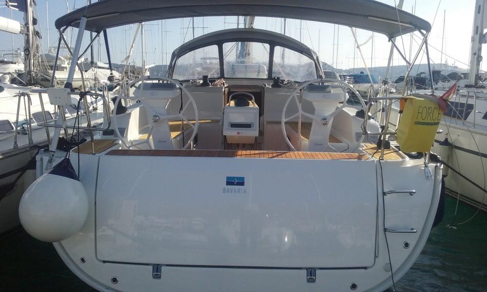 Alquiler de Bavaria Cruiser 46 en Primošten