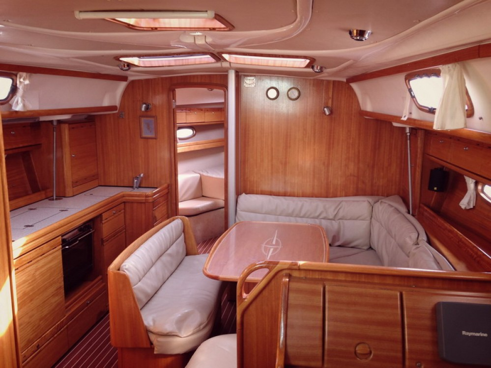 Bavaria Cruiser 39 entre particulares y profesional Péloponnèse