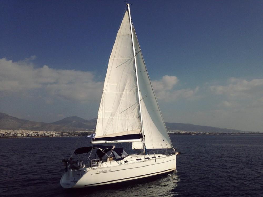 Alquiler Velero en Peloponneso - Bénéteau Cyclades 39.3