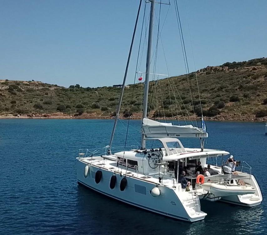 Lagoon Lagoon 400 entre particulares y profesional Peloponnese